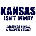 Kansas Isn't Windy...