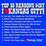 Top Ten Reason Why I Love KC!