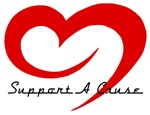 Support A Cause T-shirt Tshirts & Gifts