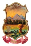 Ohio Vintage Coat of Arms