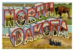 North Dakota T-shirt & Gifts