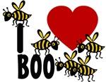 I LOVE BOOBEES