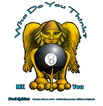 Who Wins Magic 8 Ball Sphinx Riddle Gifts