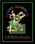 Irish Billiards Kiss My St Patrick Day T-shirts g