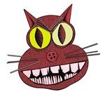 Hallowfreakinweenie Cat