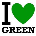 I <3 Green
