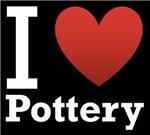 I Love Pottery