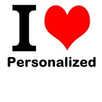 I Heart (Personalized)