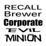 Recall Governor Jan Brewer Corporate Minion
