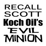 Recall Governor Rick Scott Corporate Minion