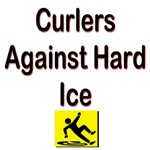 Curlers Against Hard Ice
