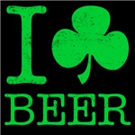 I Heart ( Shamrock ) Beer