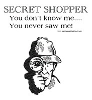 Secret Shopper