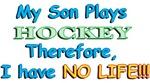 My Son Plays Hockey