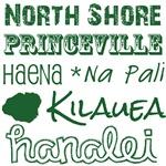 North Shore Kauai Subway Art