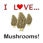 I Love Mushrooms