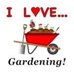 I Love Gardening