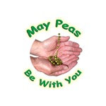 Peas Be With You