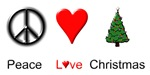 Peace Love Xmas
