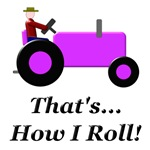 Purple Tractor How I Roll