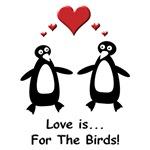 Love For Birds Penguins