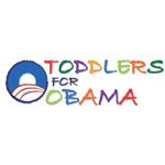 Toddlers for Obama T-shirts & Gifts