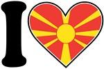 I Love Macedonia