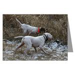 Hunting Scene Cards