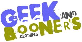 Geek & Booner's Merchandise