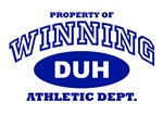 Winning Athletic Dept