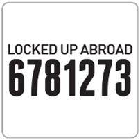 Locked Up Prison ID