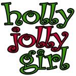 Holly Jolly Girl