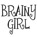 Brainy Girl
