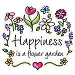 Happiness is a Garden