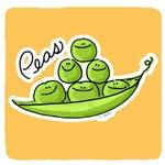 Smiley Peas