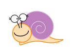 Girl Snail