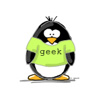 Geek penguin
