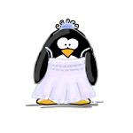 Debutant penguin