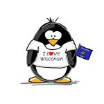 Wisconsin Penguin