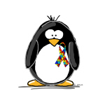 Autism Penguin
