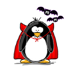 Dracula Penguin
