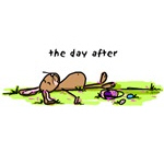 The Day After Easter