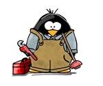 Plumber Penguin