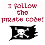 I follow the pirate code
