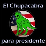 Chupacabra for president