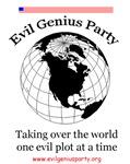 Evil Genius party