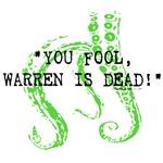 Warren is dead, Lovecraft