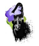 Beautiful zombie, dead sexy