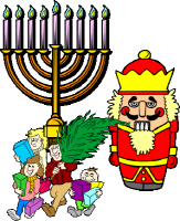 Christmas / Kwanza / Hanukkah