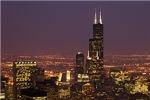 Sears Tower Night